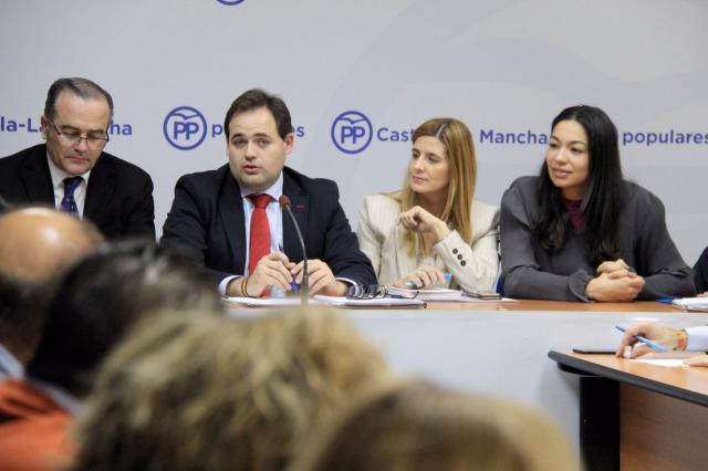 El PP suspende todos los comités electorales hasta mañana