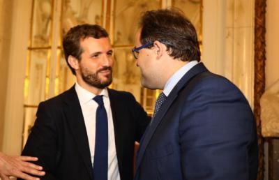 El PP presenta mociones en toda España avisando que hablar de
