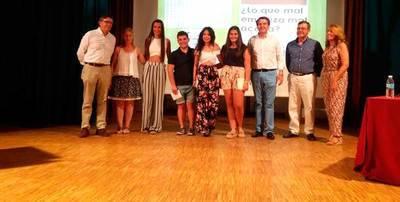 4 jóvenes de Calera y Velada, vencedores nacionales en Estadística
