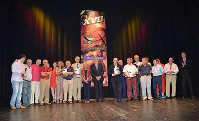 Entregados los XVII Premios de la Música 'Ciudad de Talavera'