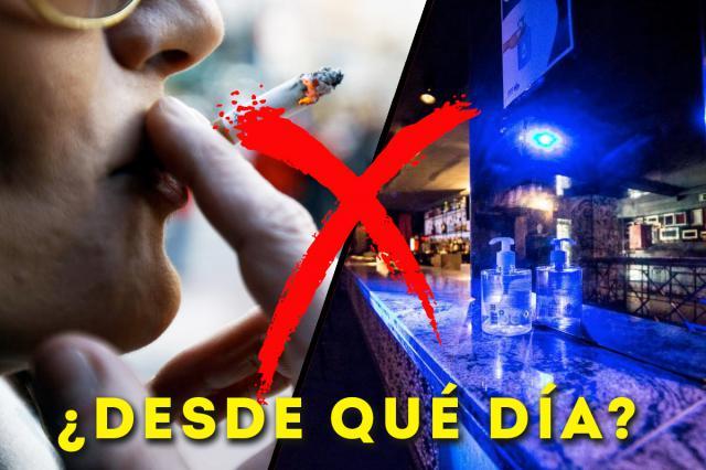 ¿DESDE CUÁNDO? | Las discotecas estarán cerradas, no podrás fumar en la calle y... 9 medidas más