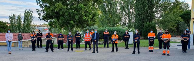 REGIÓN   Cursos para voluntarios de Protección Civil
