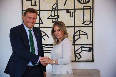 "Caja Rural Castilla-La Mancha colabora con ""Luz Toledo"""