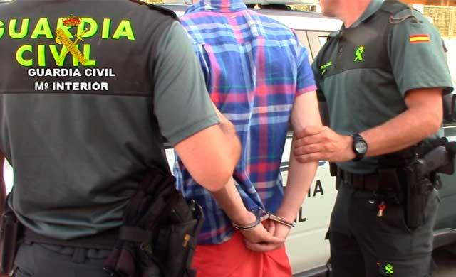 5 detenidos por atracos en sucursales bancarias de localidades toledanas