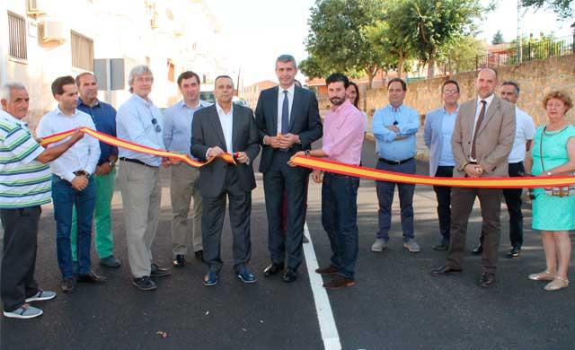 La Diputación de Toledo mejora las vías de comunicación de El Torrico