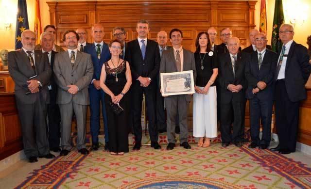 Enrique García, nuevo académico de la Real Academia de Bellas Artes