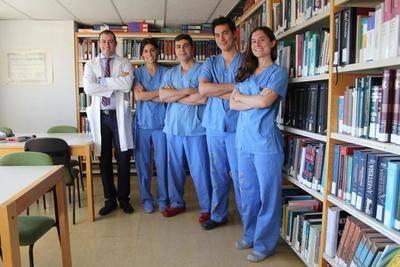 Cirujanos del Hospital de Toledo, premiados por sus intervenciones de fracturas