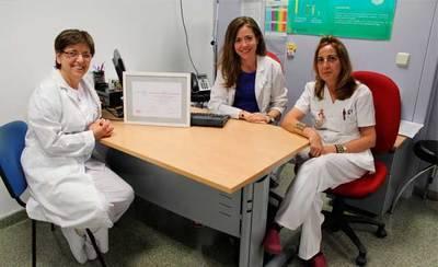 Una neumóloga del Hospital de Toledo, premiada por su apoyo a los pacientes