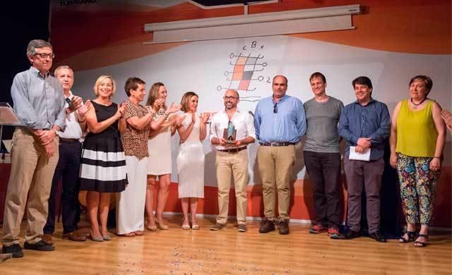 La Unidad de Investigación de Parapléjicos recibe el Premio Juanelo Turriano