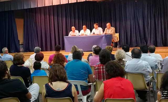 """El Partido Popular visita Pepino por el programa """"Pueblo a Pueblo"""""""