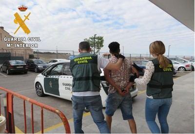 Detenido un joven con antecedentes por 28 robos en Toledo ascendiendo el valor de lo sustraído a 84.000 euros