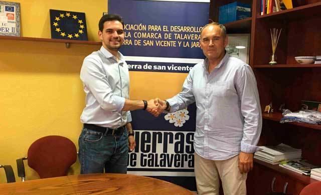 Tierras de Talavera financia proyectos en Hinojosa de San Vicente y Cervera de los Montes