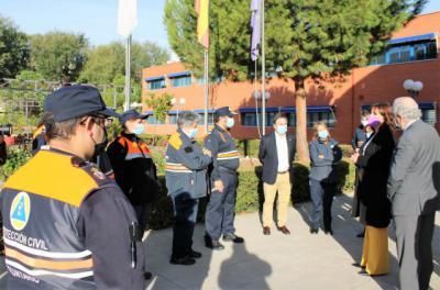 REGIÓN | Reconocimientos a Protección Civil