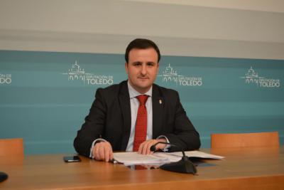Diputación de Toledo reduce la deuda de la anterior legislatura en más de 20 millones de euros