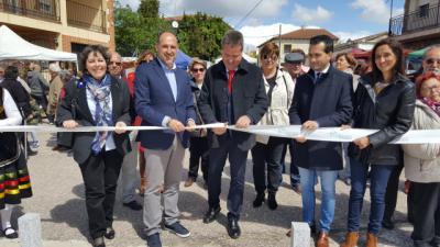 Diputación participa en el 'I Encuentro comarcal de Igualdad de la Sierra de San Vicente'