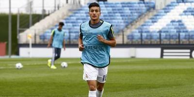 El talaverano Óscar Rodríguez renueva con el Real Madrid