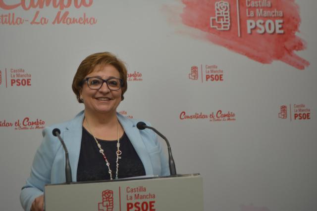 El PSOE pide 90 millones más en los PGE para la provincia con actuaciones directas para Talavera