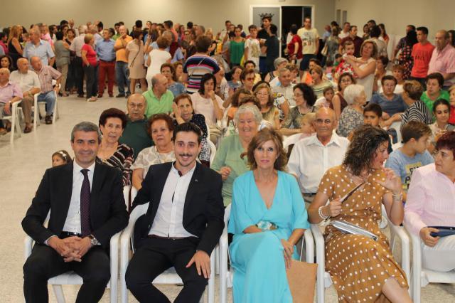 La nueva Casa de la Cultura de Noez reformada con el apoyo de la Diputación