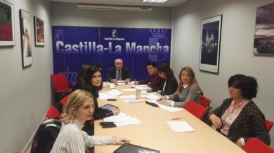 Reunión de la Comisión Provincial de Seguridad y Salud Laboral