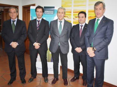 Caja Rural CLM participa en la Jornada de FEDETO sobre la nueva Ley del Autónomo