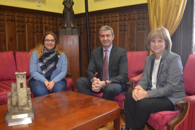 San Martín de Montalbán mejorará caminos rurales con el apoyo de los Gobiernos provincial y regional