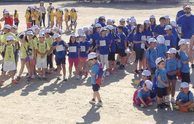 La Junta destina 121.800 euros a la mejora de espacios deportivos en 50 colegios públicos