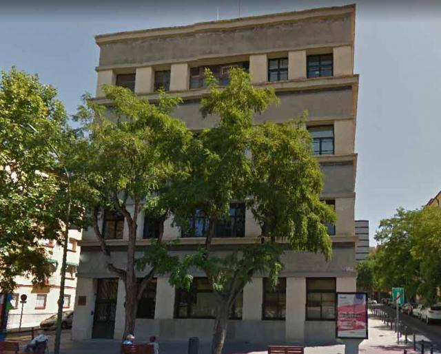 Desalojan a cerca de 40 personas en el edificio Telefónica de Toledo por una fuga de gas