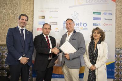 La Fundación Vencer el Cáncer reconoce la labor de FEDETO en su respaldo en la lucha contra la enfermedad
