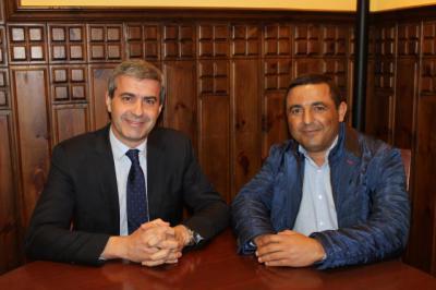 Mejorada reforma infraestructuras viarias y deportivas con el apoyo de la Diputación de Toledo