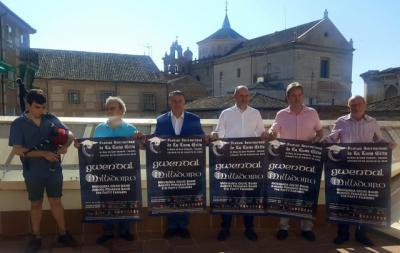 El 'Festival Internacional de La Luna Celta' vuelve, 20 años después, al Real de San Vicente