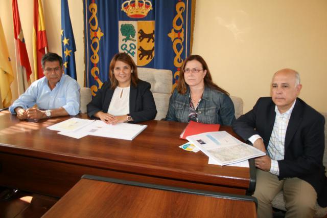 Se invertirán un total de 25.000 euros para reparar los desperfectos provocados por las lluvias