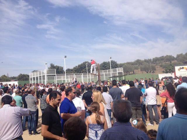 Más de 10.000 personas visitan la I Feria de Ganado, Artesanía y Alimentación en Segurilla (IMÁGENES)