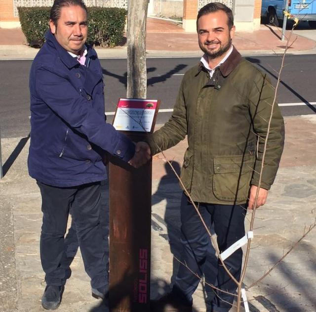 Cito Gil y César Ramos en Pepino