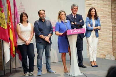 Toledo destinará 3,6 millones de euros al Plan de Inversiones y mejorará 58 calles de la ciudad