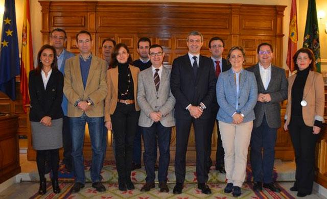 Aprobados los presupuestos de la Diputación de Toledo