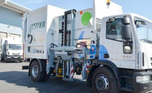TEMPORAL | Se suspende el servicio de recogida de basuras