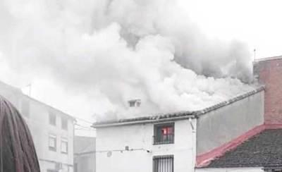 Incendio en una vivienda de Buenaventura (VIDEO e IMÁGENES)