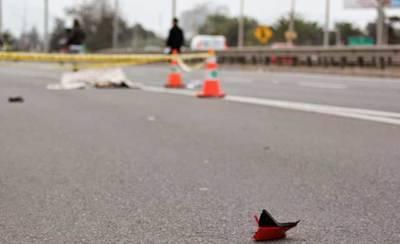Fallece un motorista de 39 años tras salirse de la vía en Almorox