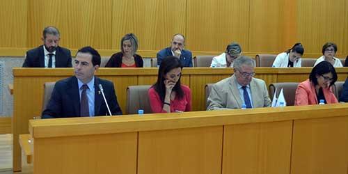 Unanimidad en el pleno de Talavera para atender las necesidades urgentes del barrio Santa Mar�a