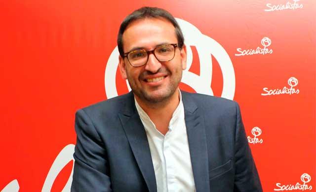 Sergio Gutiérrez, ratificado como Secretario General del PSOE en el Parlamento Europeo