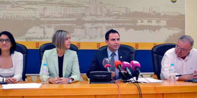 El PSOE presenta 35 propuestas para la recuperación de la ciudad