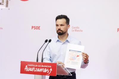 El PSOE saca pecho por el presidente regional