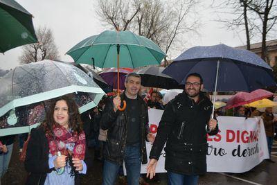 El PSOE presentará en el Pleno de la Diputación la moción para la mejora del tren de Talavera