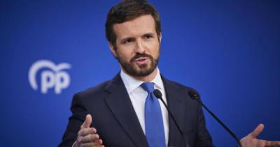 """Pablo Casado rechaza las desaladoras y resalta que """"tiene que haber agua para todos"""""""