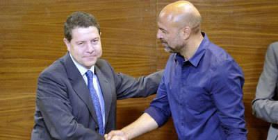 García-Page y Molina acuerdan seguir dialogando para sacar adelante los presupuestos para 2017