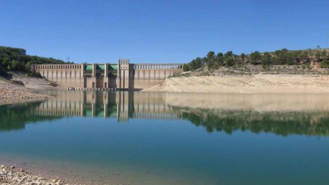 Pantano de Alarcón /Confederación Hidrográfica del Júcar