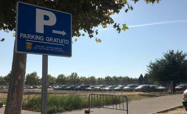El Hospital de Talavera contar� con 500 nuevas plazas de aparcamiento