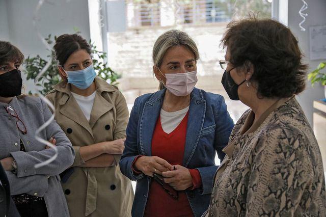 TOLEDO | La alcaldesa avanza que el Ayuntamiento estudia la cesión de un nuevo espacio para el centro de la Asociación de Parkinson