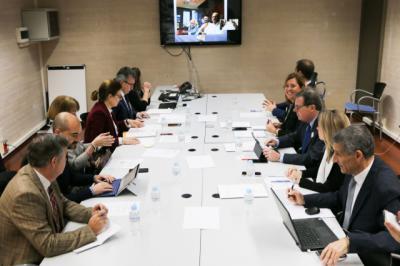 El Gobierno regional reitera su compromiso con el desarrollo de la I+D+i en las empresas privadas de C-LM