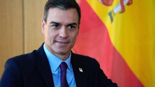 El presidente del gobierno de españa.